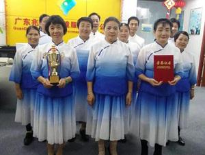 2017年庆七一歌颂党优秀奖